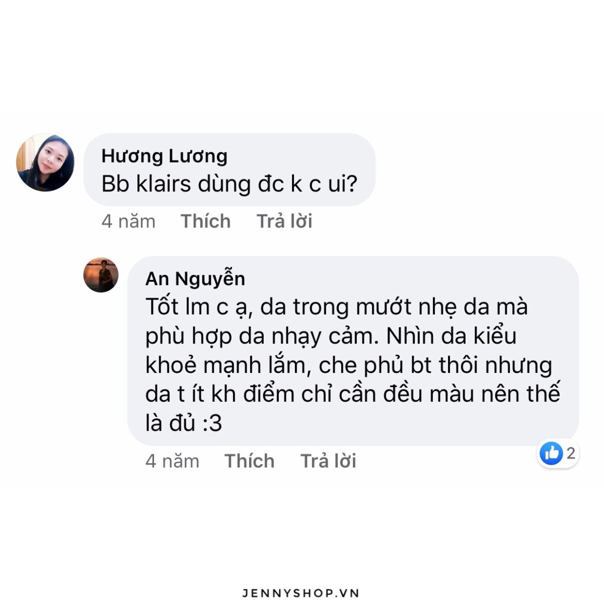 Kem Nền Klairs lluminating Supple Blemish Cream SPF40 PA++