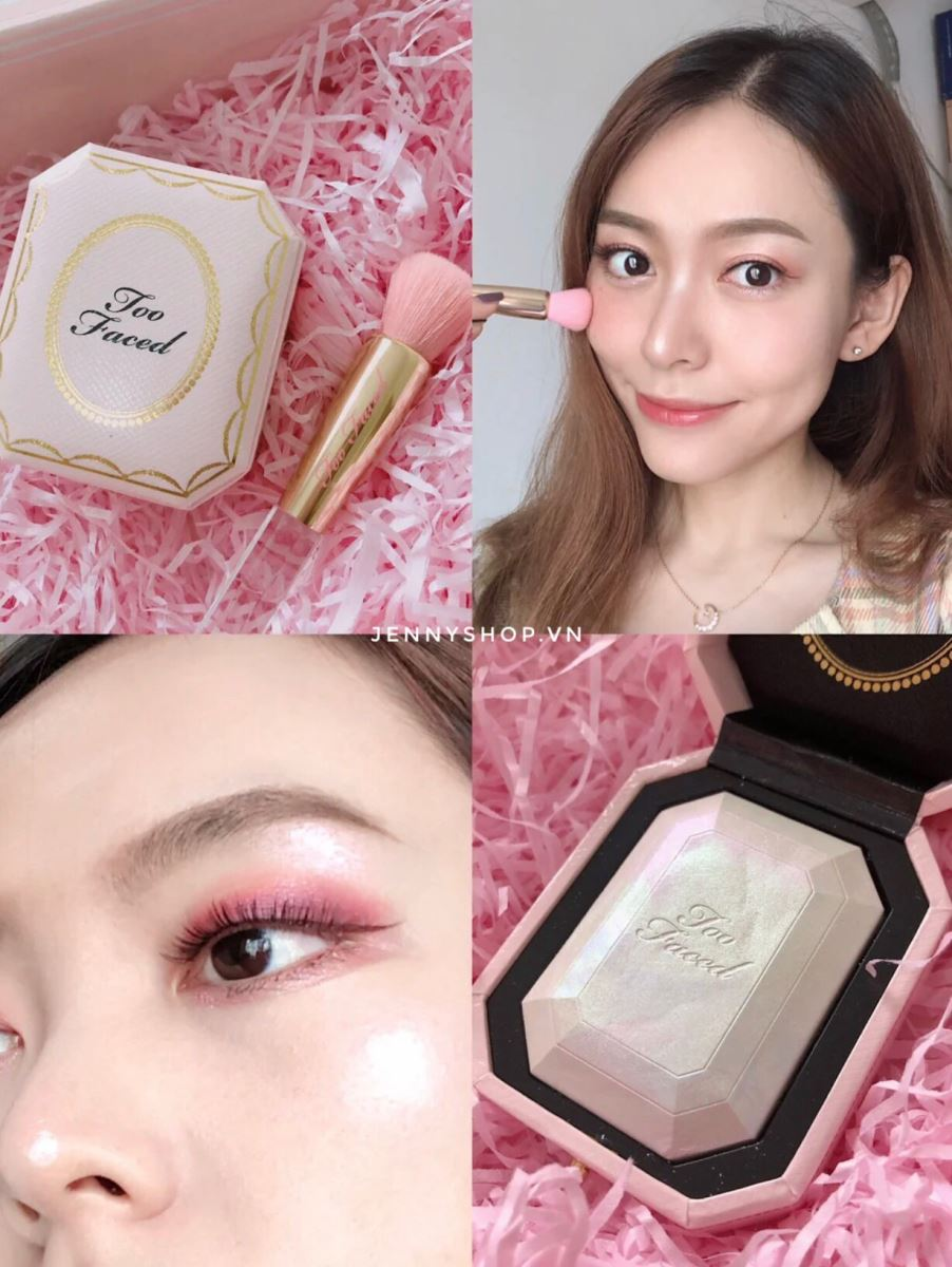 Phấn Bắt Sáng Too Faced Diamond Light Highlighter