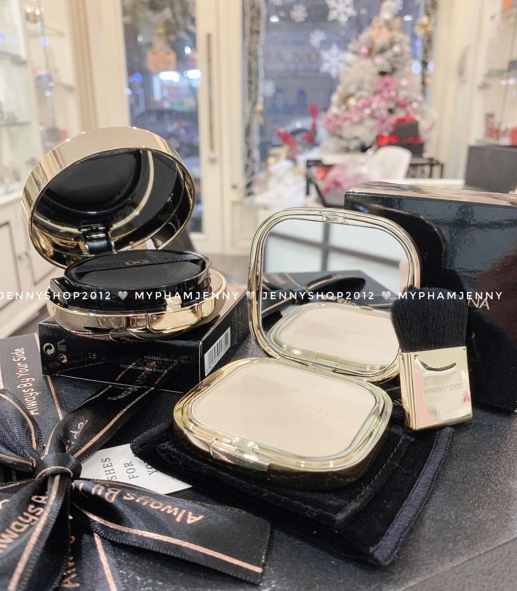 Phấn Nước Dolce & Gababa Precious Skin Perfect Finish Foundation Cushion