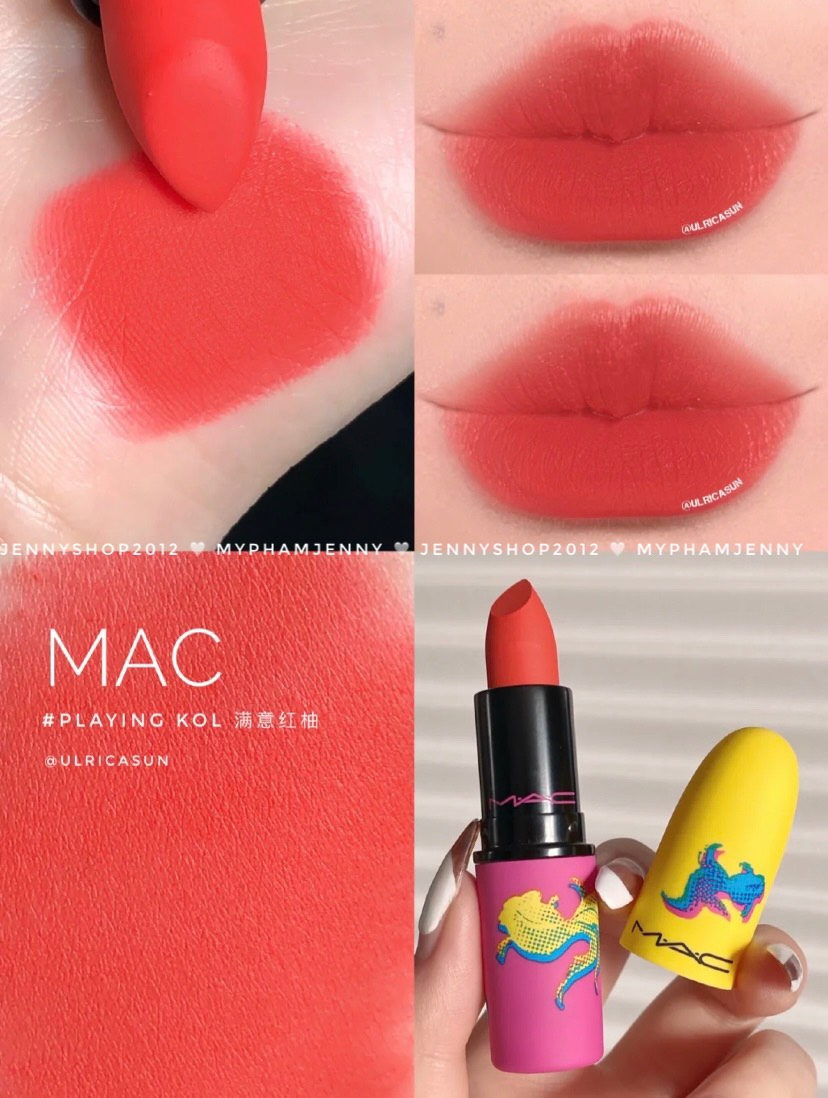 Son Thỏi Lì MAC Powder Kiss Lipstick Moon Masterpiece