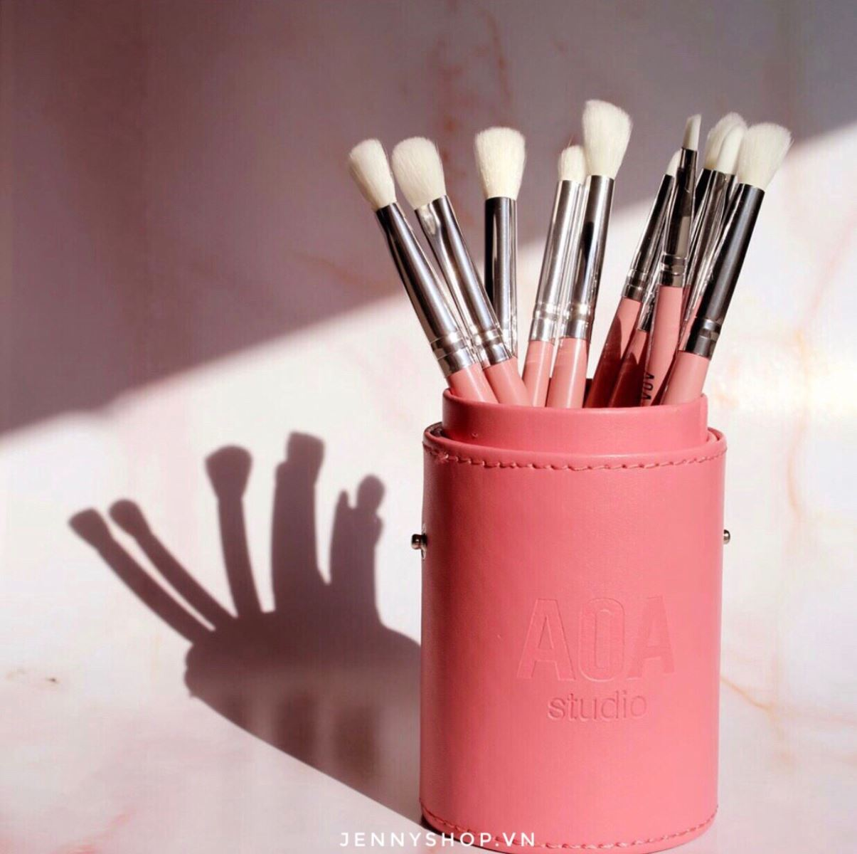 Bộ Cọ Mắt 10c AOA Studio 10-Piece All About Eyes Brush Set