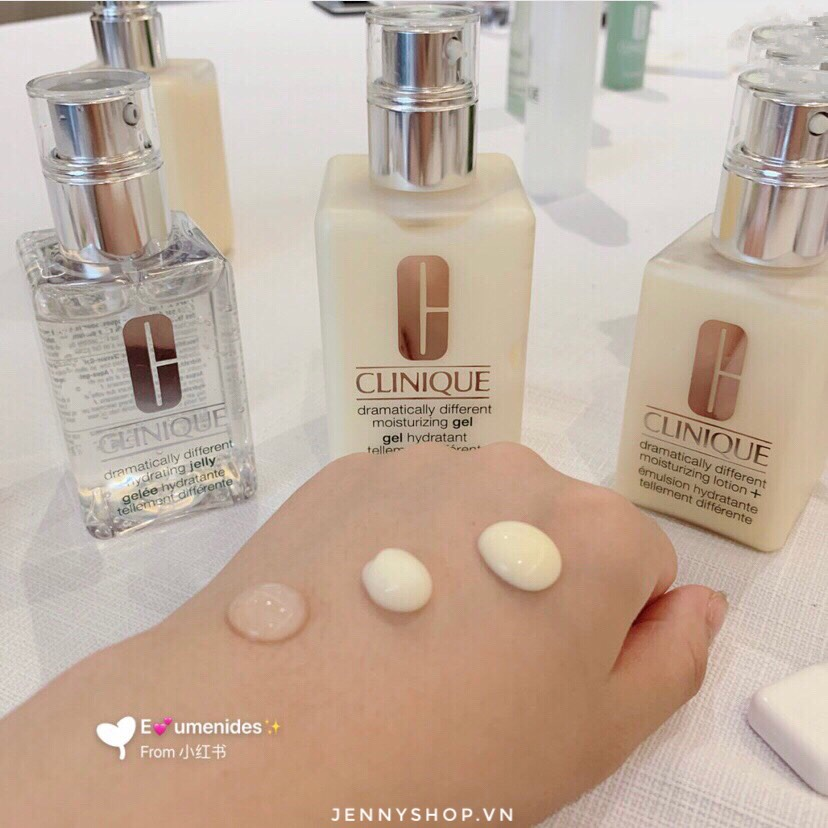 Gel Dưỡng Clinique Dramatically Different Moisturizing Gel 125ml