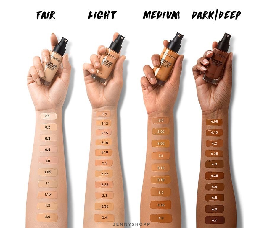 Kem Nền Smashbox Studio Skin 15 Hour Wear Hydrating Foundation